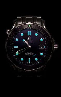 Dream Watches, Men's Watches, Luxury Watches, Cool Watches, Fashion Watches, Watches For Men, Chanel J12, Bracelet Cuir, Omega Seamaster