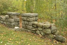 Garden Design Details: Stone at Skylands