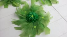 Fleurs en plumes décorations pour cérémonies : Accessoires de maison par claudeplume