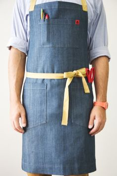 An Apron for Everyone from Hedley & Bennett in LA