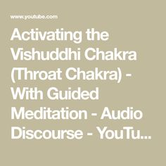 Healing Modalities Techniques And Strategies For chakra meditation benefits Guided Meditation Audio, Chakra Meditation, Meditation Benefits, Throat Chakra, Feng Shui, Insight, Spirituality, Healing, Avengers
