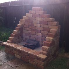 Firepit the Hubby made