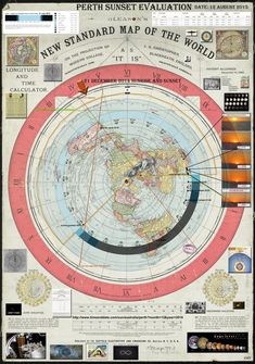 Map of flat earth low resolution restoredg pinteres perspective of the sun moving over the horizon the international flat earth research society gumiabroncs Choice Image