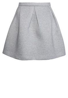 Minihame - medium grey melange
