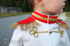 Prince Charming Costume Tutorial (very detailed)