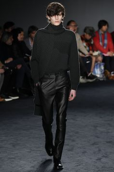 Jil Sander Fall 2016 Menswear Fashion Show