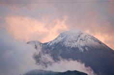 Volcan Tajumulco, el mas alto de centroamerica