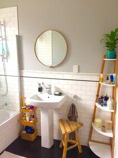 Small bathroom spaces