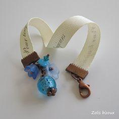 Bracelet tissu Toujours