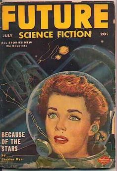 Future Fiction - 7/1952