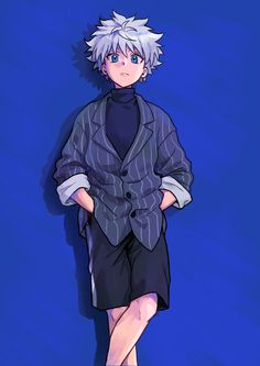 Killua, Hisoka, Hunter Anime, Hunter X Hunter, Chasseur De Primes, Zoldyck, Aesthetic Indie, Cute Anime Pics, Fanarts Anime