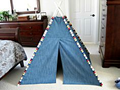 DIY teepee hideout 004 instructions