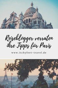 Reiseblogger verraten ihre Tipps für Paris web