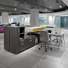 Gallery | c:scape | Desking Systems | Open-Plan Workstations | Category | Products | Steelcase