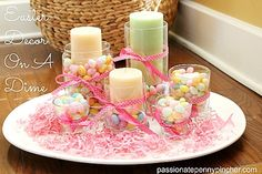 DIY Dollar Store Spring Crafts