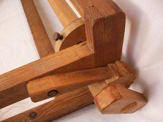 Weiteres - Tischwebstuhl : Das Grundgerüst - ein Designerstück von WildeWebe bei DaWanda