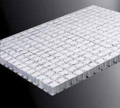 Stegplatten-Platte / aus PP / aus Polypropylen nidapan® 8GR 180 nidaplast