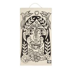 Mum's wallhangings are truly unique pieces of art. Designed by award winning artists and designers, handmade ethically in the hands of skilled artisans.