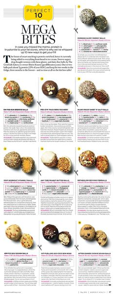 Vegan Protein Balls (replace honey).