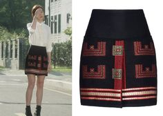 "Cha Ye-Ryun 차예련 in ""She's So Lovable"" Episode 5.  Hache Mini Skirt #Kdrama #ShesSoLovable 내겐 너무 사랑스러운 그녀 #ChaYeRyun"