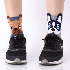 Prick-eared socks 5pairs=1pack women woman funny MADE IN KOREA socks [USfree] | Clothing, Shoes & Accessories, Women's Clothing, Hosiery & Socks | eBay!