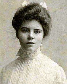 Alice Paul - iron-jawed angel and overall bad ass.