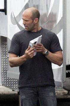 Jason Statham Photos: Jason Statham Films 'Homefront'