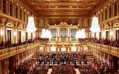 Großer Musikvereinssaal- Musikverein Wien