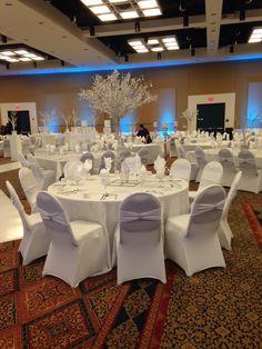 spandex chair covers wedding reception randoms pinterest