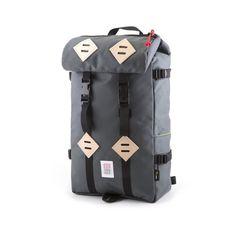 Topo Designs Klettersack I 22L Backpack I Made in USA | Topo Designs