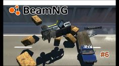 Extreme flip crash compilation | BeamNG.Drive #6
