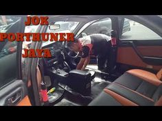 Jok mobil corona absolute///JOK PORTHUNER JAYA - YouTube