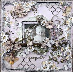 Angelic ***49 and Market*** - Scrapbook.com
