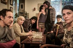 TBILISI: After the acclaimed In Bloom, Nana Ekvtimishvili and Simon Gross are currently shooting a new feature film, My Happy Family. Movie Theater, Theatre, My Happy Family, Berlin Brandenburg, Film Movie, Movies, Feature Film, Couple Photos, Tv