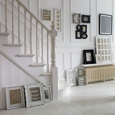Who said hallways had to be boring? Make yours a stylish room of its own
