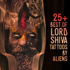 25+ best lord shiva tattoo