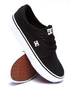 Dc Shoes Women Trase Tx Sneaker Black 10