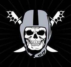 Oakland Raiders Images, Oakland Raiders Football, Raiders Sign, Raiders Baby, Raiders Wallpaper, Monster Boy, Dodgers Girl, Skull Logo, Raider Nation