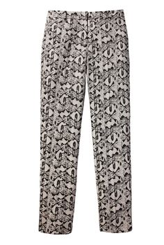 digital print pants from Sussan |  #relaxwithsussan