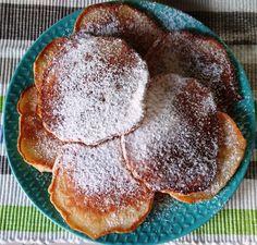 Kolejna propozycja placuszków na śniadanie lub podwieczorek. Składniki: 1 szklanka mąki 1 szklanka jogurtu naturaln...
