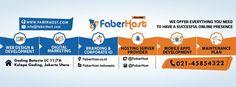 Banner Promosi Faberhost Indonesia