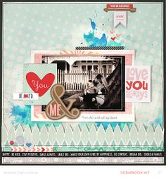 You & Me *Main Kit Only* by natalieelph at @Studio_Calico #SCsugarrush