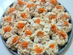 Indonesian Desserts, Indonesian Cuisine, Indonesian Recipes, Breakfast Recipes, Snack Recipes, Dessert Recipes, Cooking Recipes, Pork Siomai Recipe, Cantonese Food