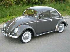 Cars Classic Vintage Vw Bugs 63 New Ideas Vw Super Beetle, Beetle Car, Volkswagen Beetle Vintage, Vw Volkswagen, Velo Vintage, Vintage Cars, Carros Vw, Van Vw, Vw Classic