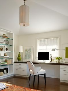 Home Office Decor Inspiration is totally important for your home. Whether you pick the Office Design Corporate Interiors or Interior Design Styles Guide, you will make the best Home Office Decor Inspiration for your own life. Home Office Space, Home Office Design, Home Office Decor, Office Furniture, Home Decor, Office Ideas, Desk Space, Office Designs, Desk Ideas