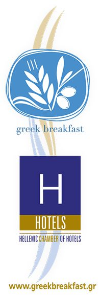 Greek and Santorinian Devine Breakfast at Aressana Spa Hotel and Suites H Hotel, Greece Hotels, Five Star Hotel, Greek, Breakfast, Happy, Breakfast Cafe, Happy Happy Happy, Happiness