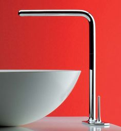 Uber Minimalist Faucet by ST Rubinetterie