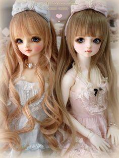 Two sisters BJD