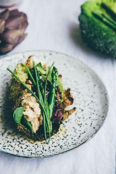 Beluga Linsen Kaviar 2 Wege - Virtuelle gesund Ostern Potluck Partei - Ernähren Atelier