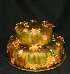 Simple Camo Cakes images